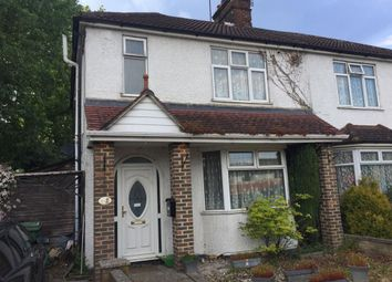Thumbnail 3 bed end terrace house for sale in Townsend Terrace, Houghton Regis, Dunstable