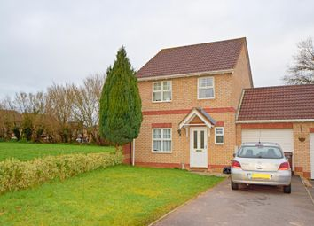 Thumbnail 3 bed detached house for sale in Goldfinch Grove, Culllompton