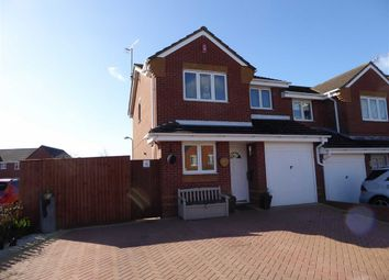 Thumbnail 3 bed semi-detached house for sale in Jack Cade Way, Warwick