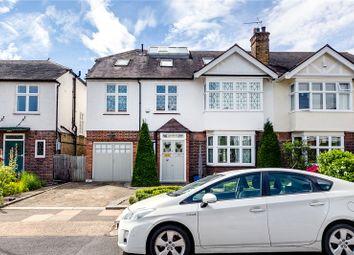 Gerard Road, Barnes, London SW13. 7 bed semi-detached house
