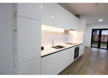 Thumbnail 2 bed town house to rent in Irwell Riverside, Springfield Lane, Manchester