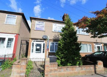 Thumbnail 3 bed end terrace house for sale in Kynaston Avenue, Thornton Heath, London