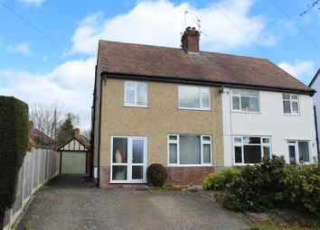 Thumbnail 4 bed semi-detached house for sale in Shelton Road, Copthorne