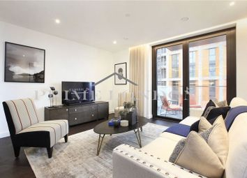 Thumbnail 1 bed flat for sale in Madeira Tower, The Residence, Nine Elms