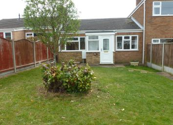Thumbnail 2 bed terraced bungalow to rent in Mclean Drive, Kessingland, Lowestoft
