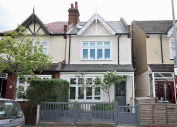 Thumbnail 4 bed semi-detached house for sale in Mount Road, New Malden