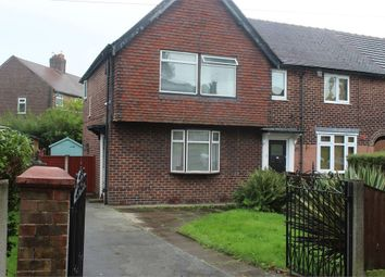 Thumbnail 3 bed end terrace house for sale in Kenworthy Lane, Northenden, Manchester