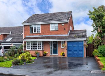 Thumbnail 3 bed detached house for sale in Thornbury Lane, Church Hill North, Redditch