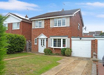 Thumbnail 4 bed detached house for sale in Darby Road, Beccles