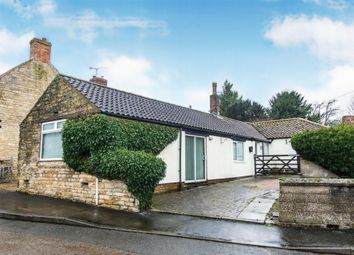 Thumbnail 2 bed detached bungalow for sale in Church Hill, Dunston, Lincoln