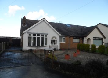 Thumbnail 3 bed semi-detached bungalow for sale in Pilling Lane, Preesall, Poulton-Le-Fylde