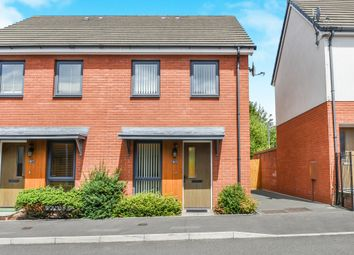 2 bed semi-detached house for sale in Bartley Wilson Way, Cardiff CF11
