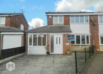 Thumbnail 4 bed semi-detached house for sale in Wilton Gardens, Radcliffe, Manchester