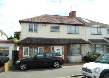 Thumbnail 5 bed semi-detached house for sale in Walnut Tree Road, Heston, Hounslow
