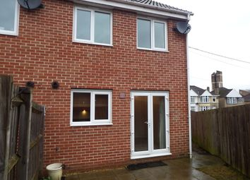 Thumbnail 3 bed semi-detached house to rent in Spanbourn Avenue, Chippenham