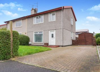 Thumbnail 3 bedroom semi-detached house for sale in St. Andrews Crescent, Arbroath