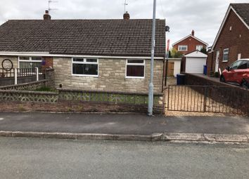 Thumbnail 2 bed bungalow to rent in Longnor Place, Eaton Park, Stoke On Trent