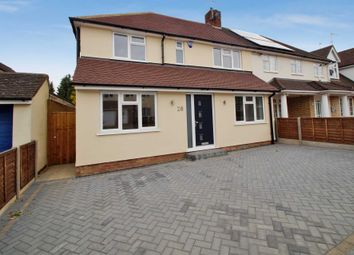Thumbnail 4 bed semi-detached house to rent in Ranelagh Road, Hemel Hempstead