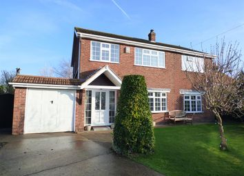 Thumbnail 4 bed detached house for sale in Whyalla Close, Grainthorpe, Louth
