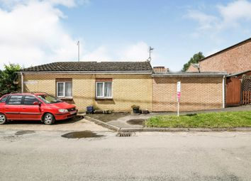 Thumbnail 2 bed terraced bungalow for sale in Fen Edge Close, Southery, Downham Market