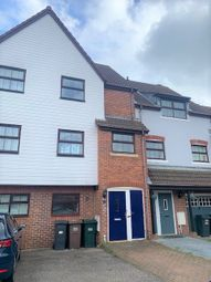 Thumbnail 3 bed town house to rent in St Lucia Walk, Eastbourne