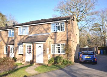 Thumbnail 2 bed end terrace house for sale in Draycott, Bracknell, Berkshire