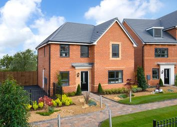 """Thumbnail 4 bedroom detached house for sale in """"Radleigh"""" at Highfield Lane, Rotherham"""