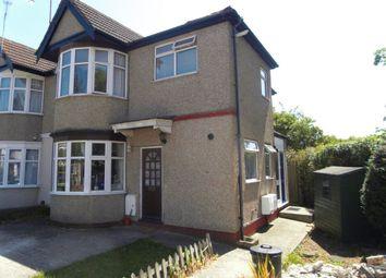 Thumbnail 2 bedroom flat to rent in Hughenden Avenue, Harrow