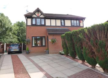 Thumbnail 2 bedroom semi-detached house for sale in Teal View, Bradley, Stoke-On-Trent