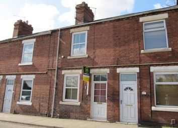 Thumbnail 2 bed terraced house to rent in Empress Road, Loughborough, Leicestershire