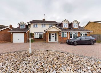 Thumbnail 5 bed detached house for sale in Crosland Road, Aylesbury
