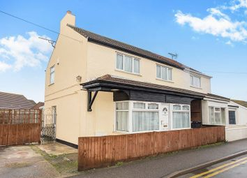 Thumbnail 3 bed semi-detached house for sale in Golf Road, Mablethorpe
