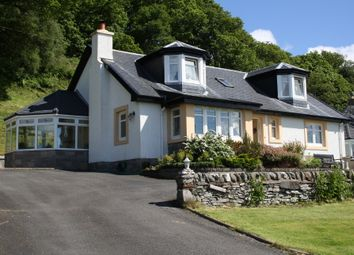 Thumbnail 3 bed detached house for sale in Eagle Lodge, Kildavannan, Eagle Lodge, Kildavannan, Isle Of Bute