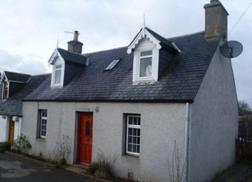 Thumbnail 3 bed bungalow for sale in Finlayson Street, Fearn, Tain