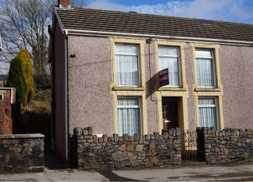 Thumbnail 3 bed semi-detached house for sale in Cwmgarw Road, Ammanford