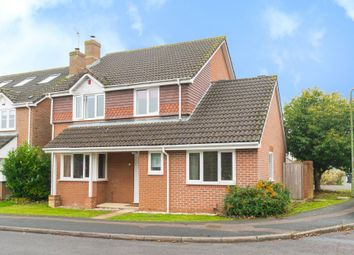Thumbnail 4 bed detached house for sale in Mons Way, Abingdon