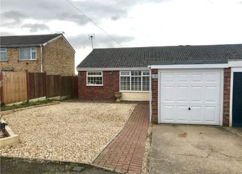 Thumbnail 3 bed semi-detached bungalow for sale in Ontario Drive, Selston, Nottingham