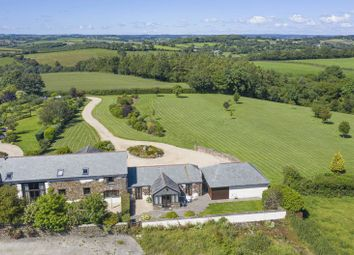 Thumbnail 5 bedroom barn conversion for sale in Lifton