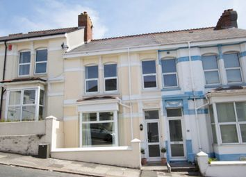 Thumbnail 3 bedroom terraced house for sale in Rosebery Avenue, St Judes, Plymouth