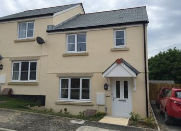 Thumbnail 3 bed property to rent in Aspen Drive, St. Austell
