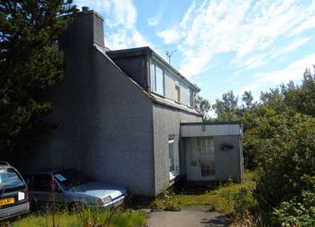 Thumbnail 3 bed detached house for sale in Newmarket, Isle Of Lewis