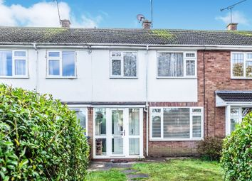 Thumbnail 3 bed terraced house for sale in Bagshaw Close, Ryton On Dunsmore, Coventry