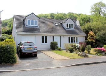 Thumbnail 4 bed detached bungalow for sale in Sampson Gardens, Ponsanooth, Truro