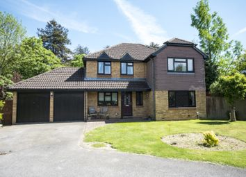 Thumbnail 4 bed detached house for sale in High Tree Drive, Earley, Reading