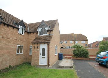 Thumbnail 2 bed end terrace house for sale in Grange Court, Northway, Tewkesbury