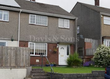 3 bed semi-detached house for sale in Manor Way, Risca, Newport. 6 NP11