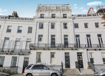 Thumbnail 4 bedroom flat for sale in Lewes Crescent, Brighton