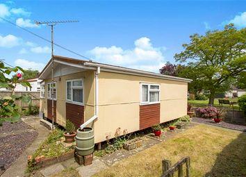 Thumbnail 2 bedroom mobile/park home for sale in Stillwater Park, North Poulner Road, Ringwood