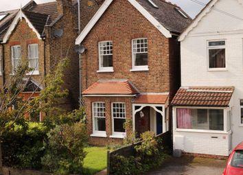 Thumbnail Detached house for sale in St. Winifreds Road, Teddington
