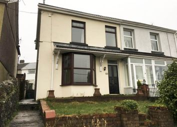 Thumbnail 3 bed semi-detached house to rent in Tonyrefail -, Porth